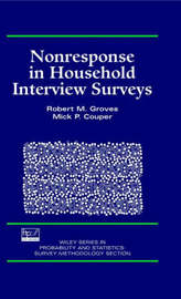 Nonresponse in Household Interview Surveys by Robert M Groves