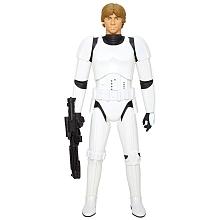 Star Wars Classic Luke Skywalker Figure (77cm) image