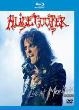 Alice Cooper - Live At Montreux 2005 on Blu-ray