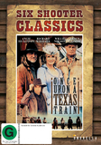 Once Upon A Texas Train (Six Shooter Classics) DVD