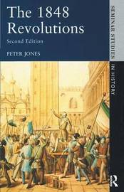 The 1848 Revolutions by Peter Jones image