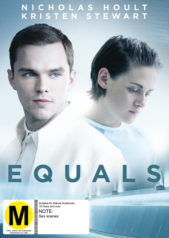 Equals on DVD