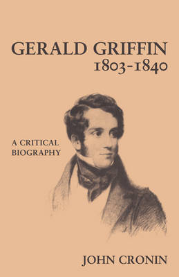Gerald Griffin (1803-1840) by John Cronin image