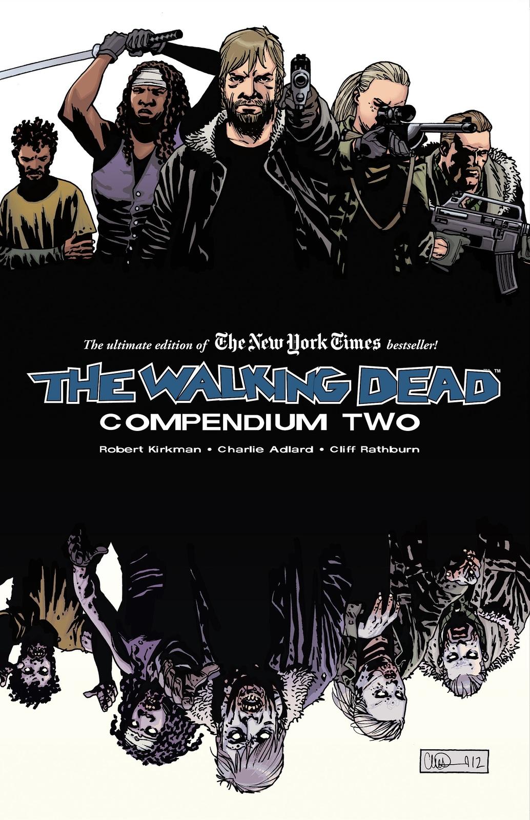 The Walking Dead Compendium: Volume 2 by Robert Kirkman image