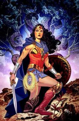 Wonder Woman Vol. 4 Godwatch (Rebirth) by Greg Rucka