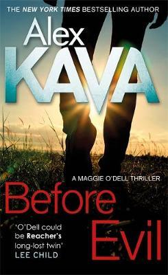Before Evil by Alex Kava image