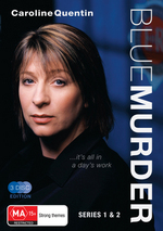 Blue Murder (2003) - Series 1 And 2 (3 Disc Set) on DVD