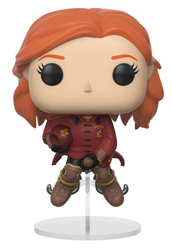 Harry Potter - Ginny on Broom Pop! Vinyl Figure