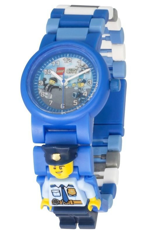 LEGO: City - Police Officer Buildable Watch