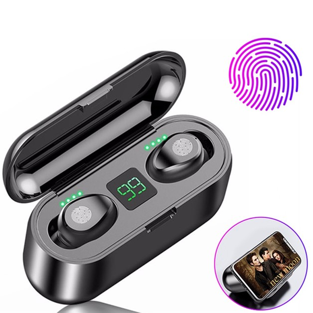 Ape Basics True Wireless earbuds with charging case