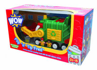 WOW Toys - Flip & Tip Fred Recycling Truck