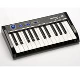Miditech Midistart Music 25 Key MIDI Keyboard Controller (Black)