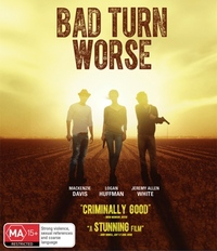 Bad Turn Worse on Blu-ray