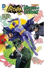 Batman '66/Green Hornet by Kevin Smith