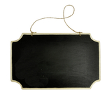 Kaisercraft: DIY - Chalkboard Sign - Plate