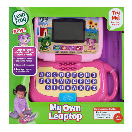 Leapfrog My Own Leaptop - Pink