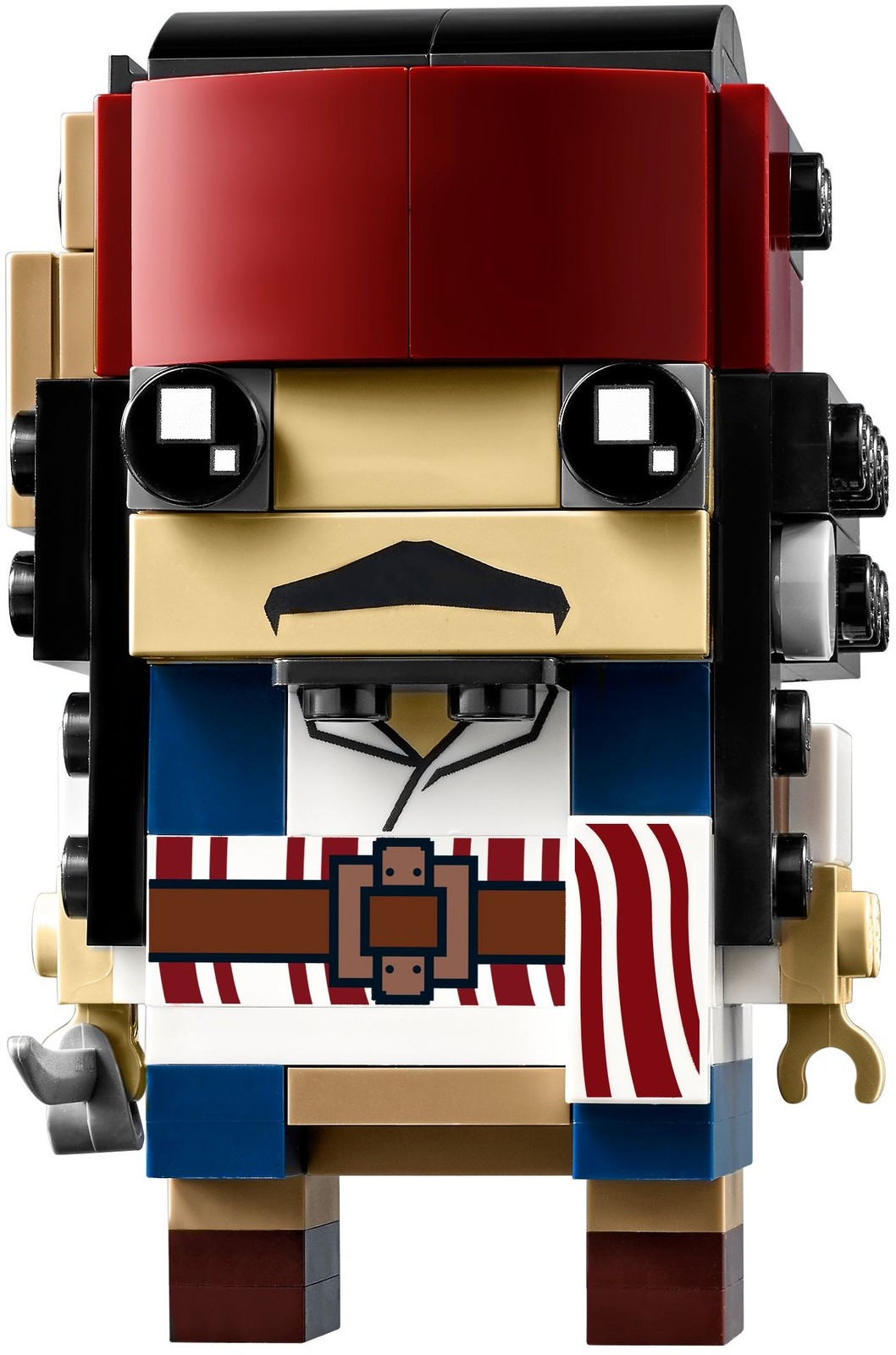 LEGO Brickheadz - Captain Jack Sparrow (41593) image