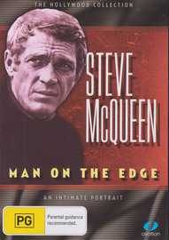 Steve McQueen - The Man on the Edge on DVD