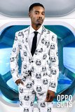 OppoSuits Star Wars Stormtrooper Suit (Size 40)