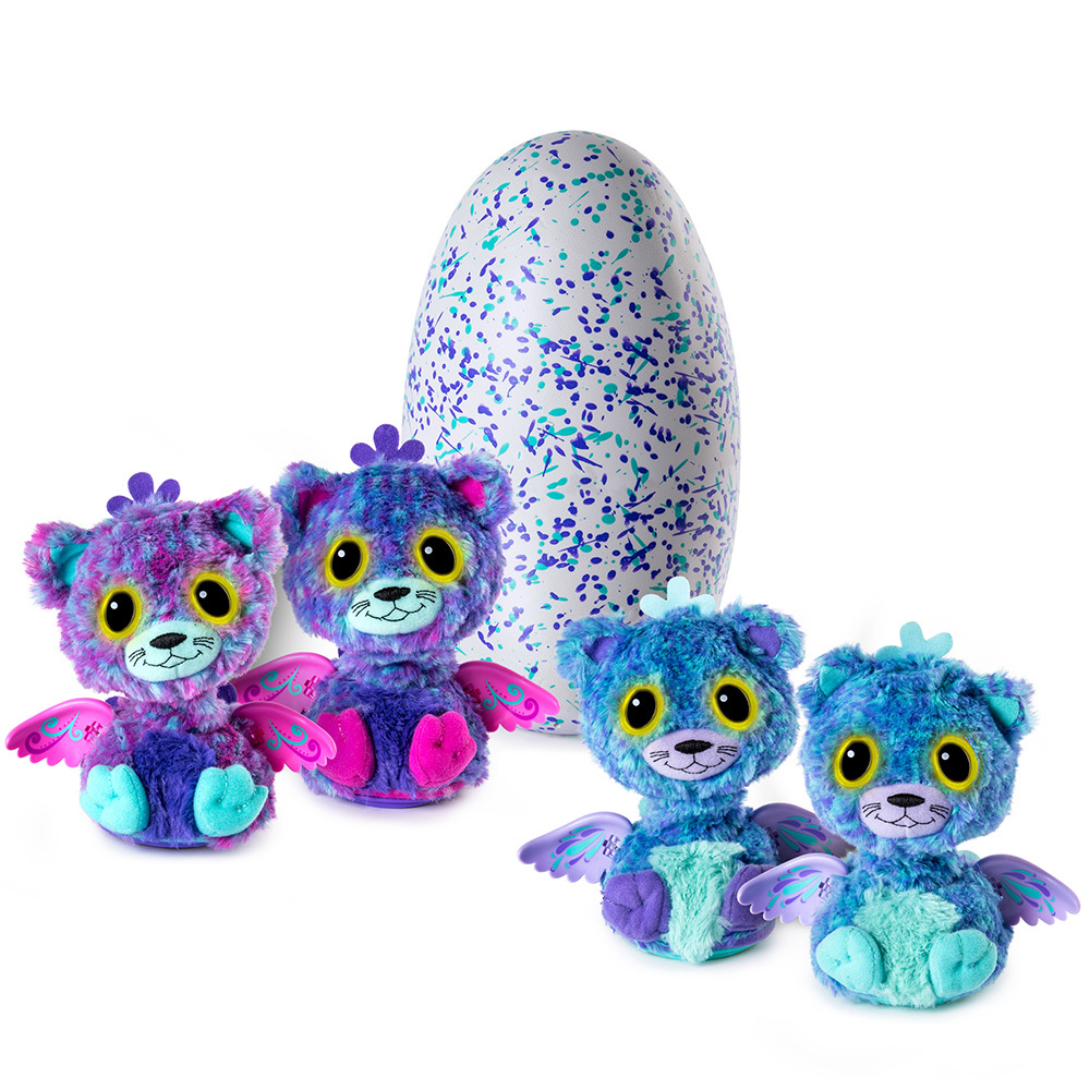 Hatchimals: Surprise - Peacat image
