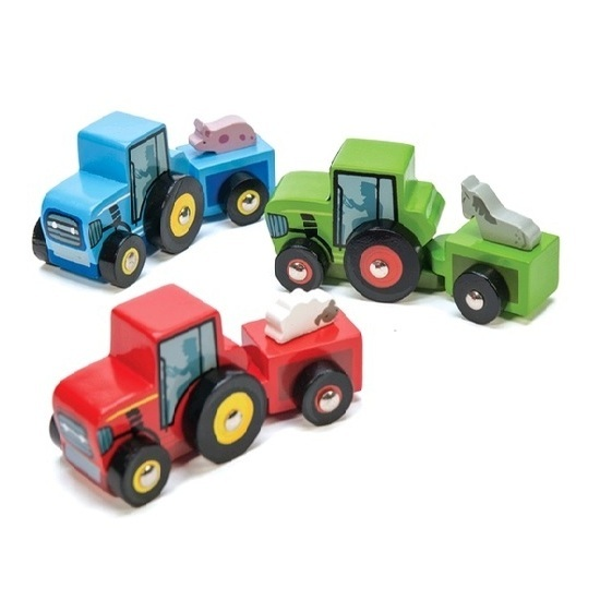 Le Toy Van: Tractor Trails