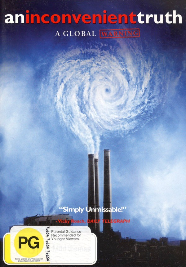 Inconvenient Truth, An on DVD image