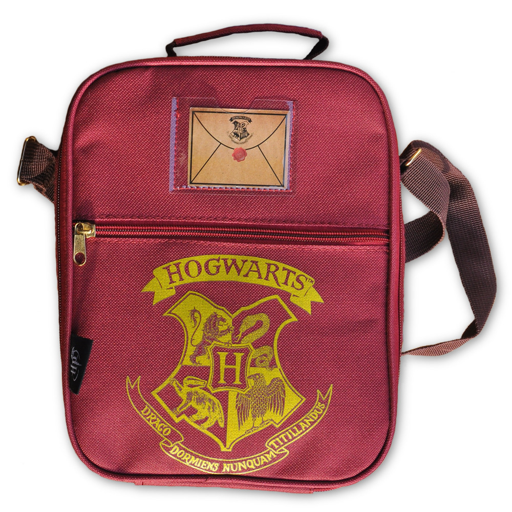 Harry Potter Lunch Bag Hogwarts image