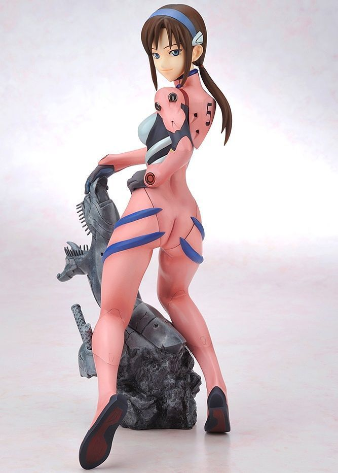1/6 Mari Illustrious Makinami -Plugsuit ver.-: RE - PVC Figure image