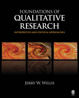 Foundations of Qualitative Research by Jerry W. Willis image