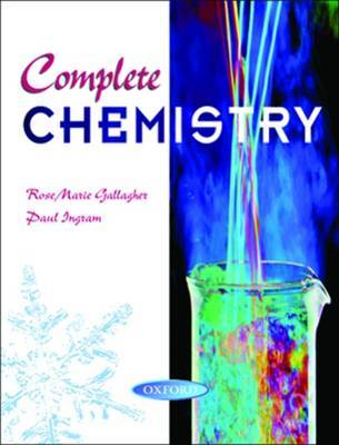Complete Chemistry by RoseMarie Gallagher image