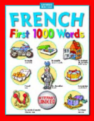 First 1000 Words in French image