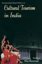 Cultural Tourism in India by S.P. Gupta image