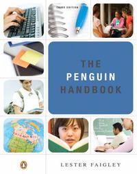 The Penguin Handbook by Lester Faigley image