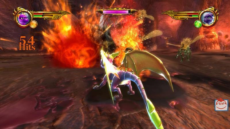 legend of spyro dawn of the dragon ps3 ebay