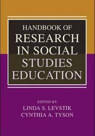 Handbook of Research in Social Studies Education image