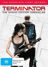 Terminator - The Sarah Connor Chronicles: The Complete 1st Season (3 Disc Set) on DVD image
