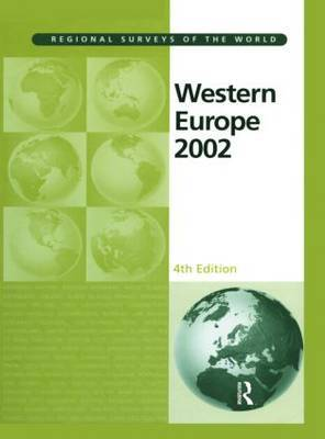 Western Europe by Europa Publications