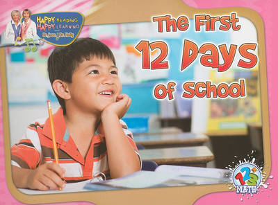 The First 12 Days of School by Jean Feldman image