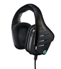 Logitech G633 RGB 7.1 Gaming Headset (Wired) for PC image