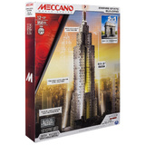 Meccano Empire State Building Set