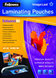 Fellowes A3 Laminating Pouches (25 Pack) - 80 Micron