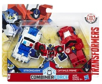 Transformers: Robots In Disguise - Crash Combiners - Primestrong