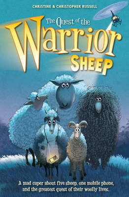 The Quest of the Warrior Sheep by Christopher Russell image