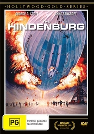 The Hindenburg on DVD