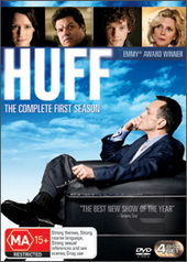 Huff: The Complete First Season on DVD