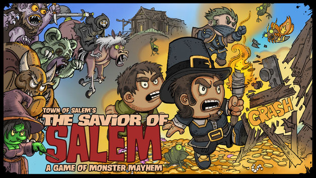 Town of Salem - The Savior of Salem