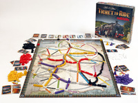 Ticket to Ride: Marklin Expansion image