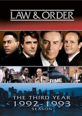 Law & Order - The 3rd Year DVD Collection (6 Disc Set) on DVD