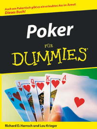 Poker fur Dummies by Lou Krieger image