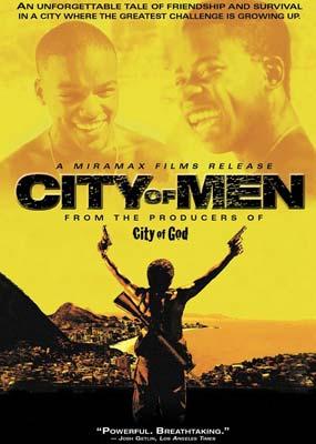 City Of Men (2007) on DVD image
